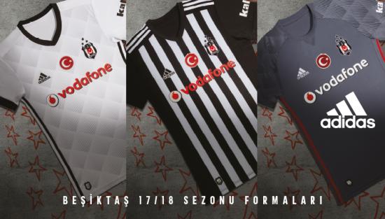 Beşiktaş Forma Numaraları 2017 2018