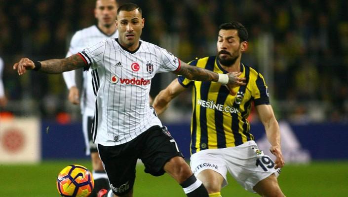 Visitors Beşiktaş hold arch-rivals Fenerbahçe to 0-0 draw at Kadiköy!