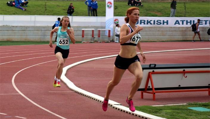 Atletizm Yıldızlar Yarışları'nda Sporularımızın Dereceleri
