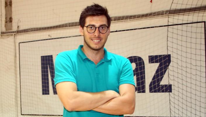 Berk Karahan: 'İyi bir sezon bizi bekliyor'