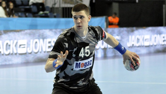 "Darko Djukic is ""The Best Young Player"" of the Champions League!"
