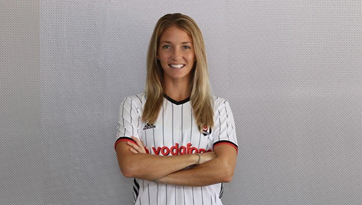 Lady Black Eagle Jessica O'Rourke in Turkish Airlines commercial…