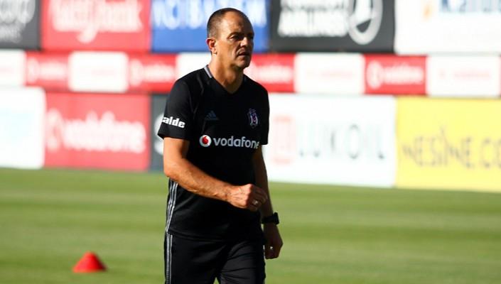 Former Black Eagle Mrmic returns Beşiktaş as goal-keeper coach!