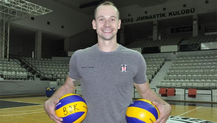 Martin Nemec: 'Beşiktaş'ta oynamak benim için onur'