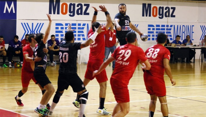 Business as usual for Beşiktaş Mogaz as they rout Antalyaspor 36-25!