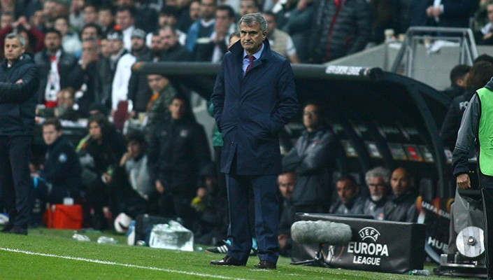 "Şenol Güneş: ""We are heart-broken by the outcome but holding our heads high."""