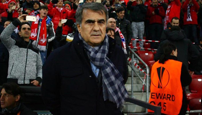 "Şenol Güneş: ""A satisfying performance and score for us..."""