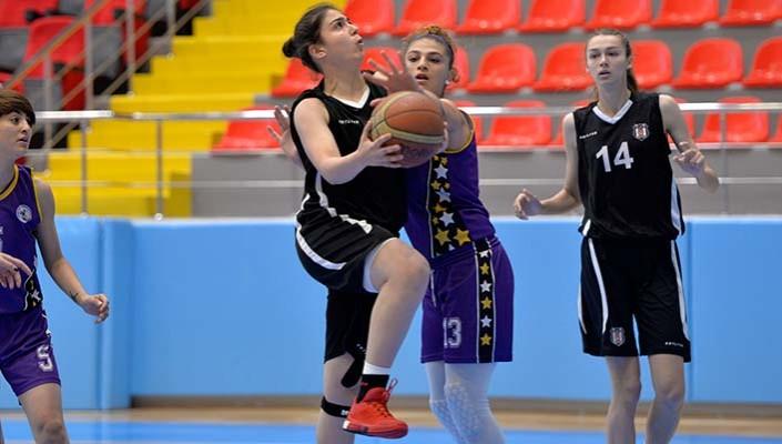 Nevşehir:55  Beşiktaş:76 (Genç Kız Basketbol)