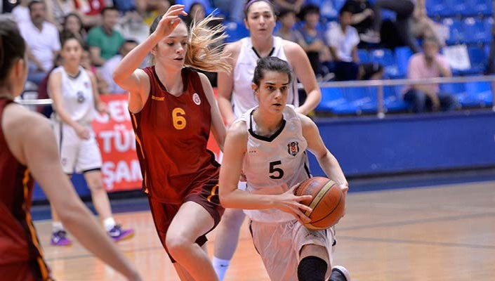 Beşiktaş Junior Women's comes second at nationals