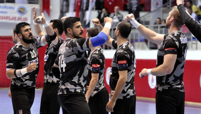 Beşiktaş Mogaz HT open Super League Finals with overtime win over Bş. Bld. Ankaraspor