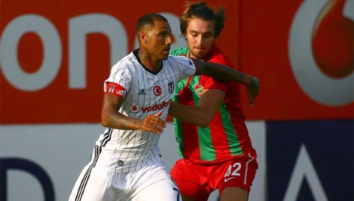 Beşiktaş blank Beylerbeyi 4-0 in friendly