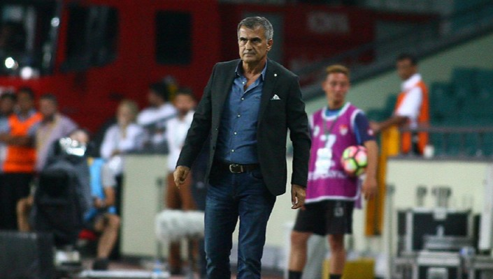 Şenol Güneş: 'We should have won the match'