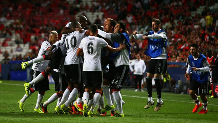 Black Eagles returning from Lisbon with a golden away point