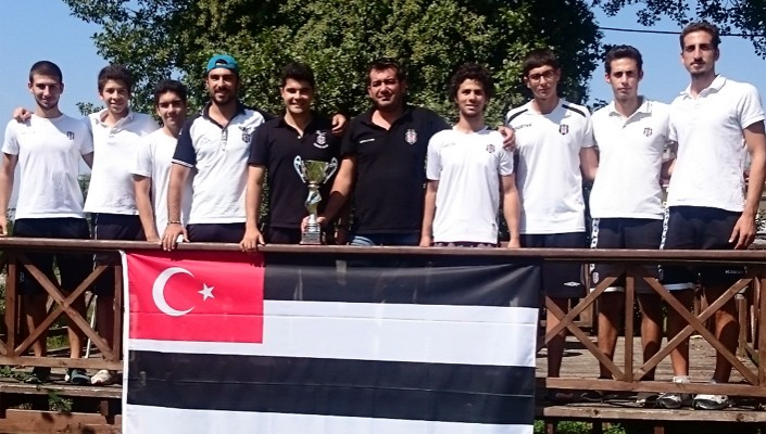 Beşiktaş rowers continue their winning ways!