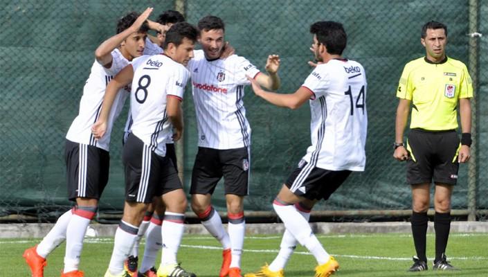 Beşiktaş reserves edge Galatsaray 2-1