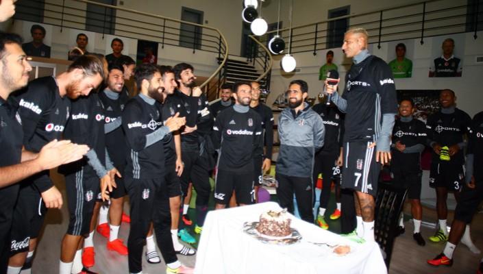 Ricardo Quaresma'nın Doğum Günü Kutlandı
