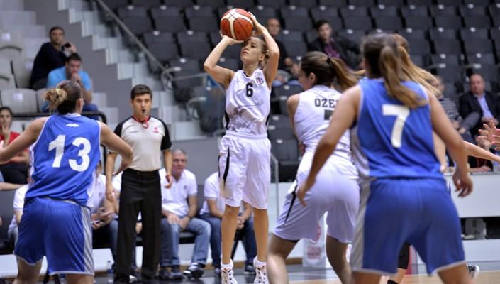 Mersin Bş. Bld.:84 Beşiktaş:74