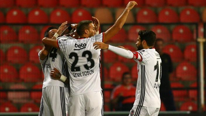 Gençlerbirliği - Beşiktaş (CANLI ANLATIM)