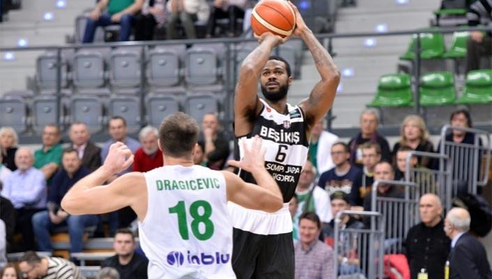 Black Eagles soar past Zielona Gora in FIBA CL