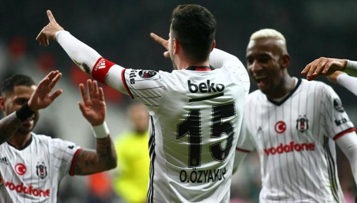 Beşiktaş face Hapoel Beer-Sheva in Europa League Last 32