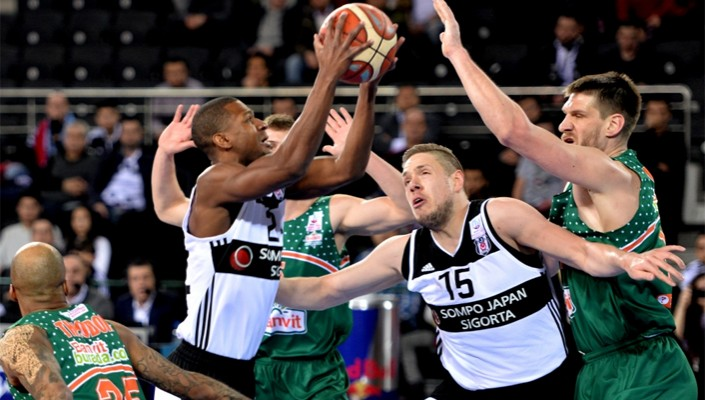 Eagles out of Turkish Cup after losing to Banvit!