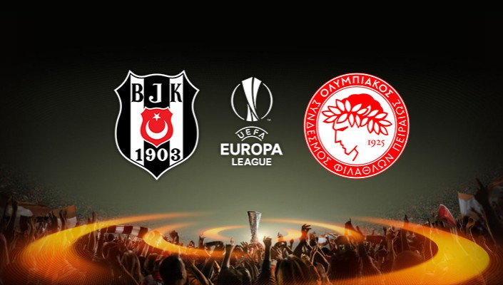 Beşiktaş paired with Olympiacos in Europa League!