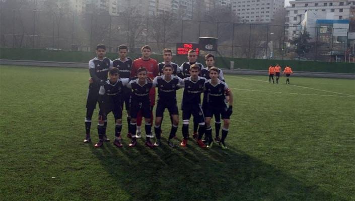 Beşiktaş:4 Kocaeli Birlikspor:0 (U-17)