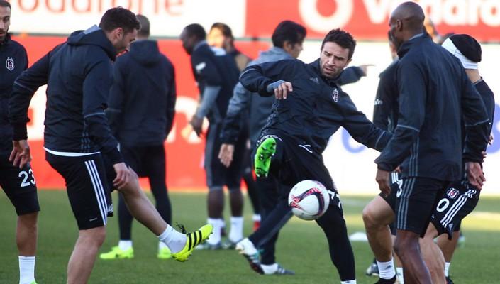 Galatasaray Maçı Hazırlıkları Tamamlandı