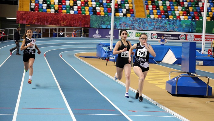 Beşiktaş women's athletes soar at Olympic Trials