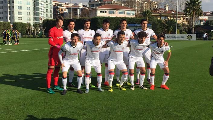 Beşiktaş U21s defeat Fenerbahçe 3-1 at Kadiköy, move to the top!