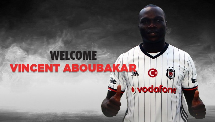 Vincent Aboubakar switches to Beşiktaş!