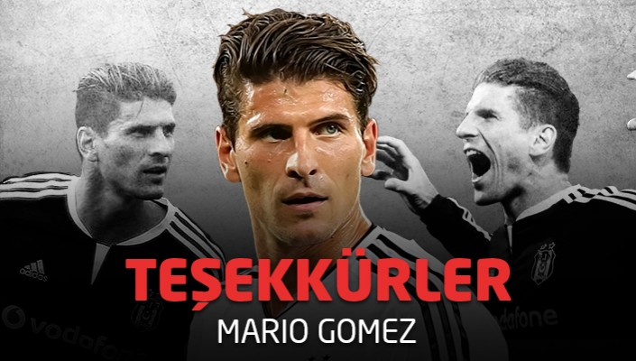 Thank you for everything Mario Gomez!