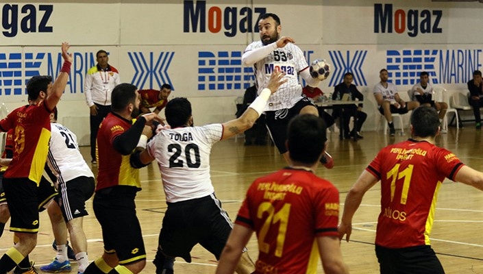 Beşiktaş Mogaz HT extend Super League undefeated streak to 18 matches!