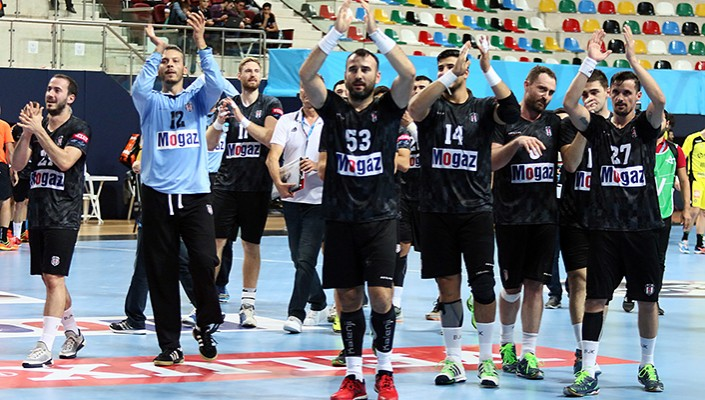 Beşiktaş Mogaz HT kick-off  CL campaign with tight win over ABC/UMinho