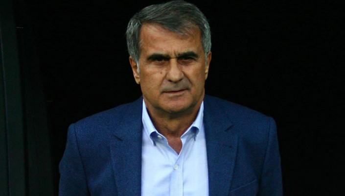 Şenol Güneş: 'Everything was perfect tonight'