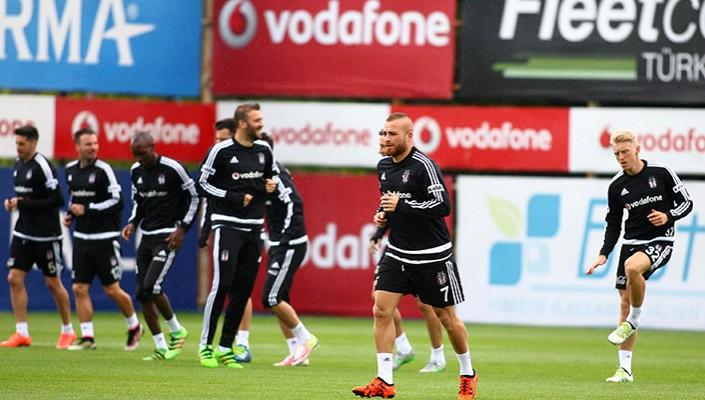 Galatasaray Derbisi Antrenman Notları