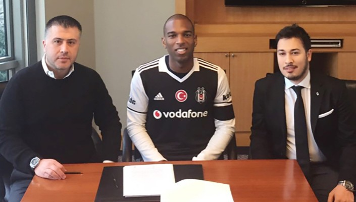 Ryan Babel moves to Beşiktaş