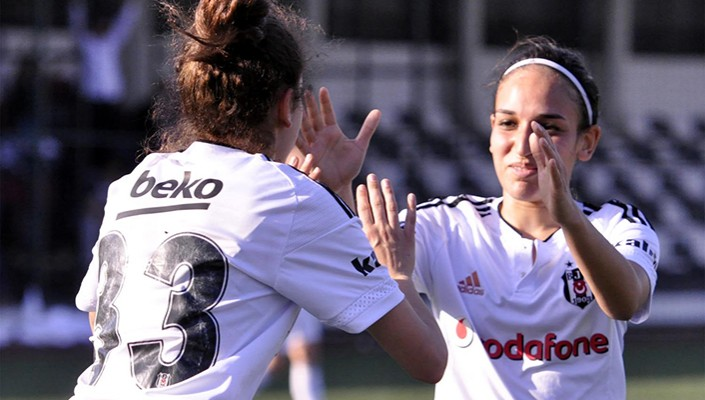 Champions see off Karşıyaka with 7 seven goals