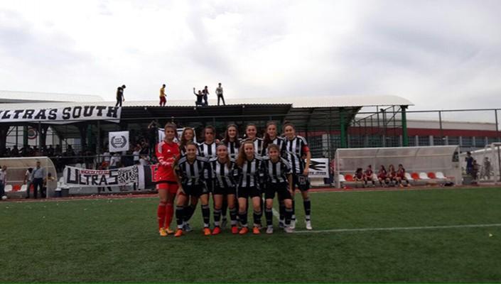 Beşiktaş Women end the season undefeated
