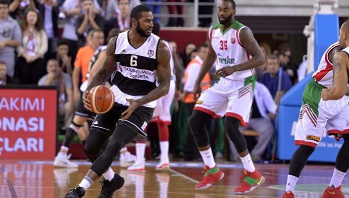 Beşiktaş Sompo Japan'ın FIBA Şampiyonlar Ligi Son 16 Turunda Rakibi Pınar Karşıyaka