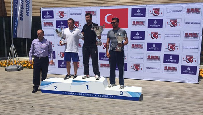 Beşiktaş rowing team shine at the 19 May races