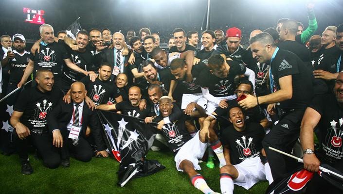 Gaziantep'te Müthiş Şampiyonluk Kutlaması
