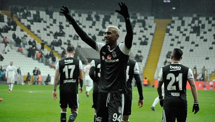 Beşiktaş book a ticket to Turkish Cup's next round!