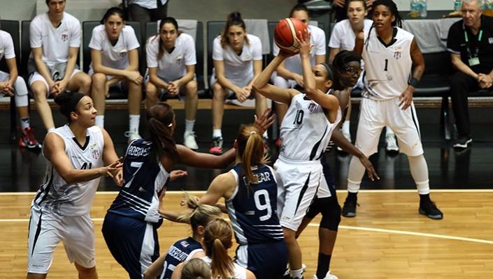 After 64-57 win over Bellona AGÜ, Beşiktaş Women make national league semi-finals!