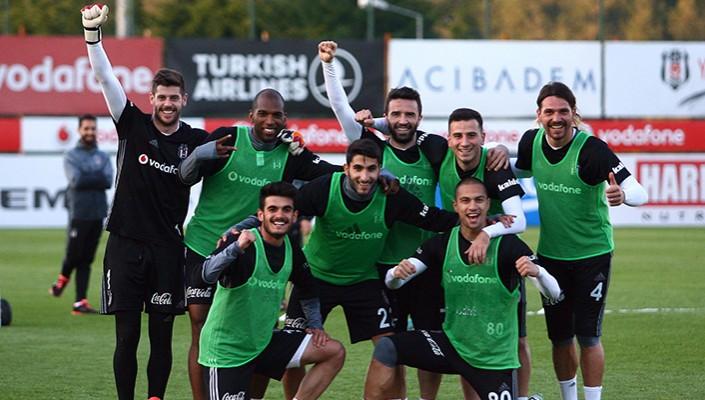 M. Başakşehir Maçı Hazırlıkları Başladı