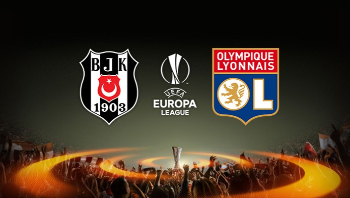 Beşiktaş paired with Olympic Lyon in Europa League