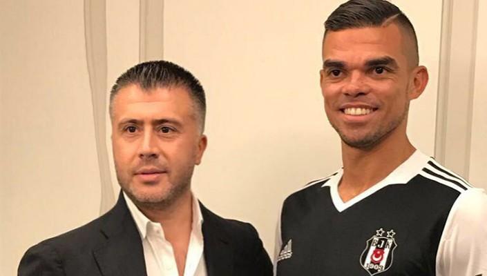 Beşiktaş Pepe'yi Transfer Etti
