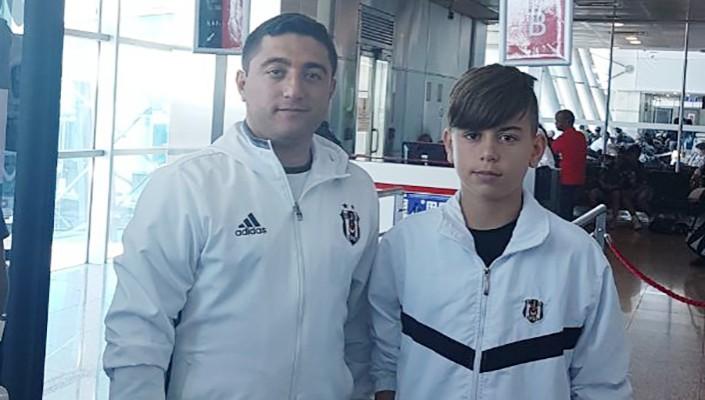 U-12 Takımımızın Oyuncusu Abdümecid Dönmez, Dostluk İçin Futbol Projesi Kapsamında Rusya'ya Gitti