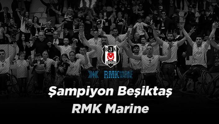 Beşiktaş RMK Marine Takımımızın Şampiyonluk Öyküsü