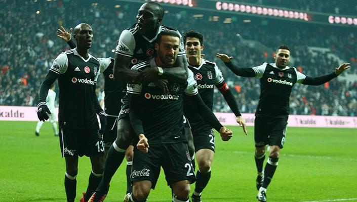 Beşiktaş:2 Bursaspor:1
